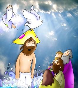 BAU bautismo de Jesús fano
