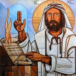 Jesús en la sinagoga 2
