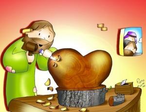 IV Jesús corazón