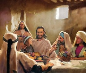jesus-comiendo-con-sus-disicipulos-y-fariseos