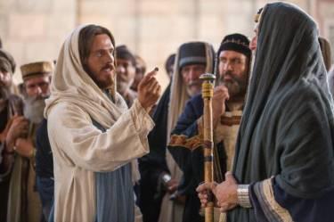 jesíus habla a los judios