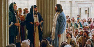 Jesús con Judíos 4