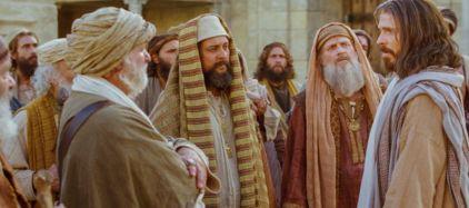 Jesús con judios 3
