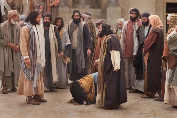 Jesús y la mujer adultera.jpg