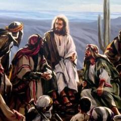 jesús y los discípulos