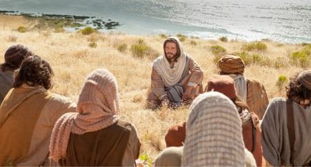 Jesús y sus discípulos 3