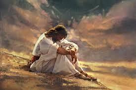 Jesús orante 2