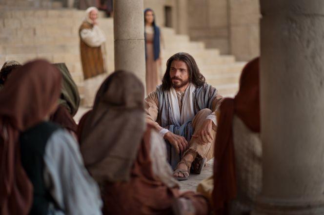 jesús y sus discípulos 6