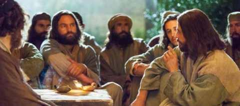 jesus y sus discípulos 5