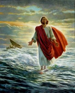 Jesús manso