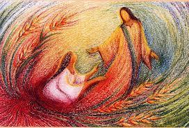 jesus y mujer