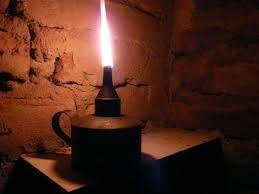lampara encendida 2