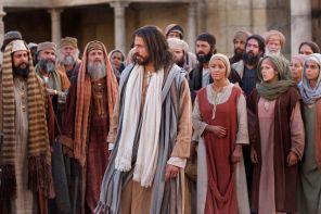 Jesús y fariseos