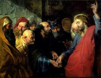 fariseos y jesús