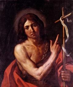 Juan señala al Cordero