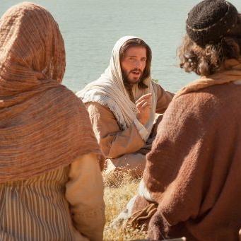 Jesús enseña