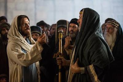 Jesus y fariseos
